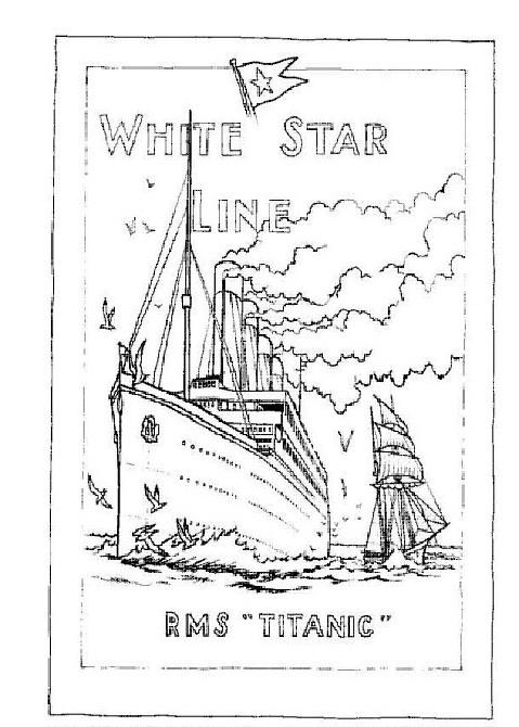 Surprising Kleurplaat Titanic Auto Electrical Wiring Diagram Wiring 101 Ferenstreekradiomeanderfmnl