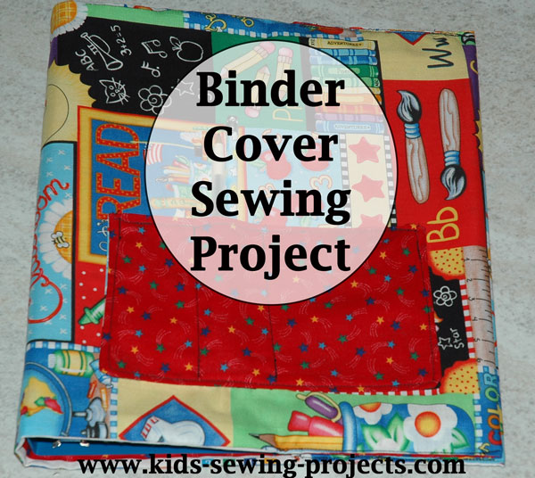 3 Ring Binder Cover