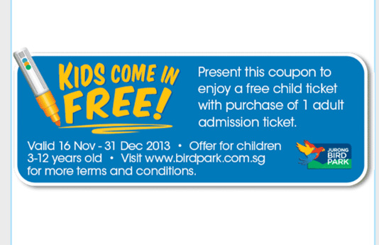 Kids Come in Free