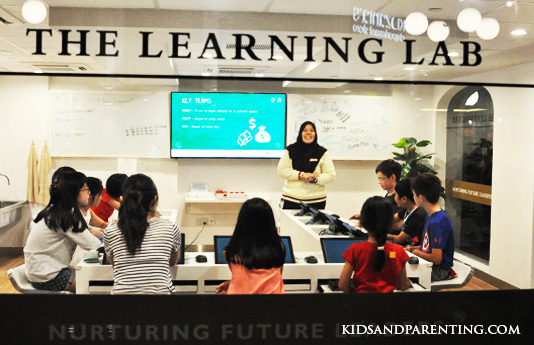 kidzania-learning-lab