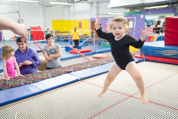 'Mom and Me' classes for all ages -- and not just for moms ... Gymkhana Pittsburgh