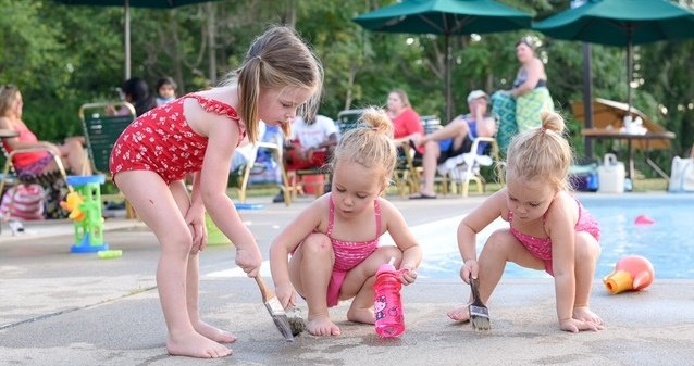 The best swimming pools in Pittsburgh for kids
