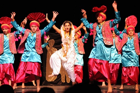 Traditional Dances Chart Paper For Kids Kidsfundacom