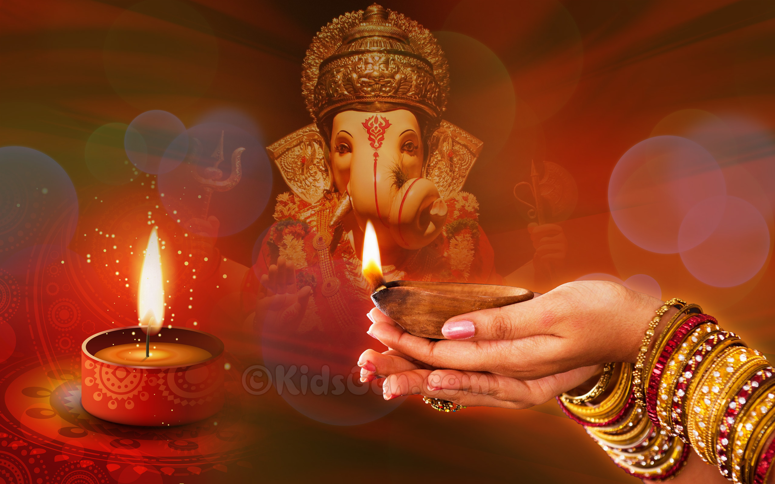 Lord Ganesha 3d Wallpapers Free Download Hd Diwali Wallpapers And Backgrounds