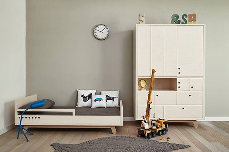 Natural Wood Kids Furniture In Kids39 Rooms By Kids Interiors