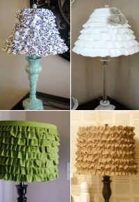 Homemade Lamp Shades Ideas - Home Design