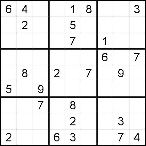 free online sudoku 9x9 - Ecosia