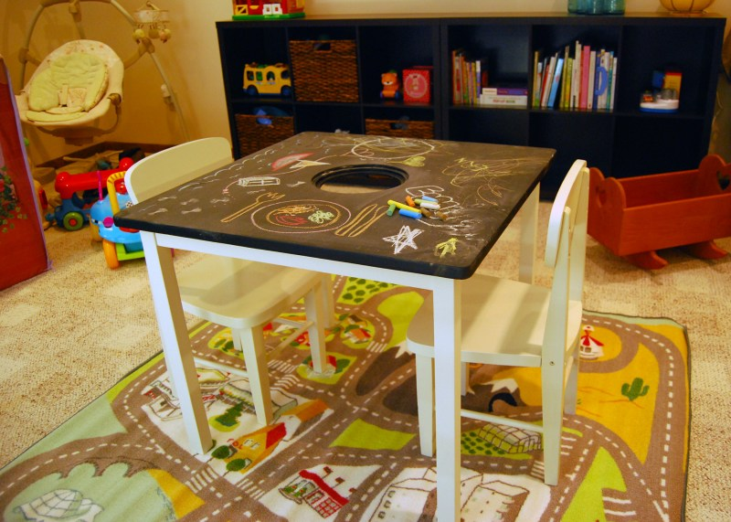 Large Of Kids Activity Table