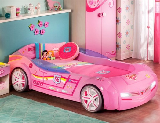 13 Cool Carriage Beds For Little Girls Kidsomania