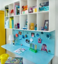 35 Kids Desks Spaces Inspirational Ideas | Kidsomania
