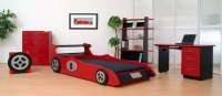 20 Car Shaped Beds for Cool Boys Room Designs | Kidsomania