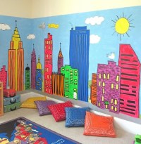 13 Colorful Playroom Interiors