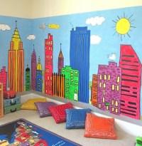 13 Colorful Playroom Interiors   Kidsomania