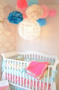 12 Ideas To Decorate A Nusery Room With Mobile Paper ...