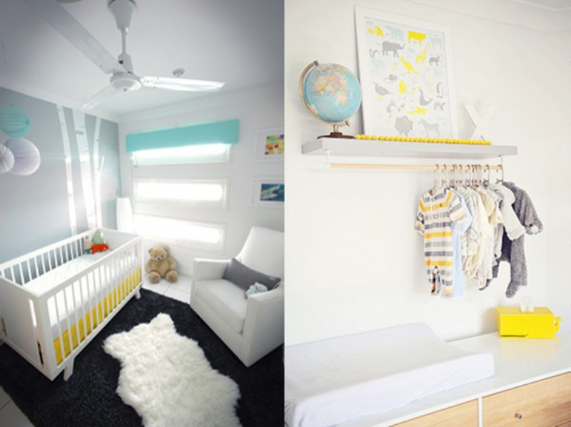 Modern Dreamy Sleep Space Design For Your Baby Kidsomania