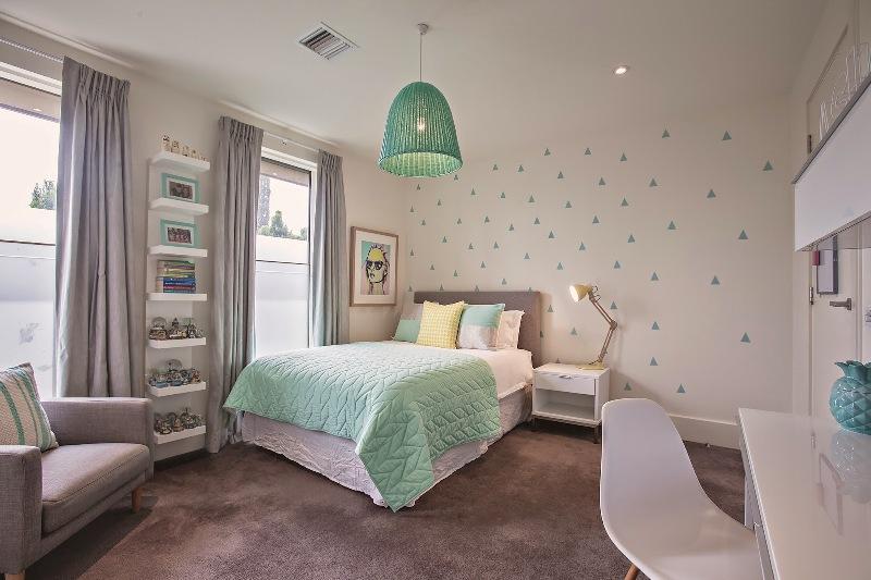 √ Modern Girls Bedroom