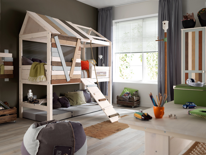 Awesome Lifetime Kids Beds Looking Like Houses Kidsomania