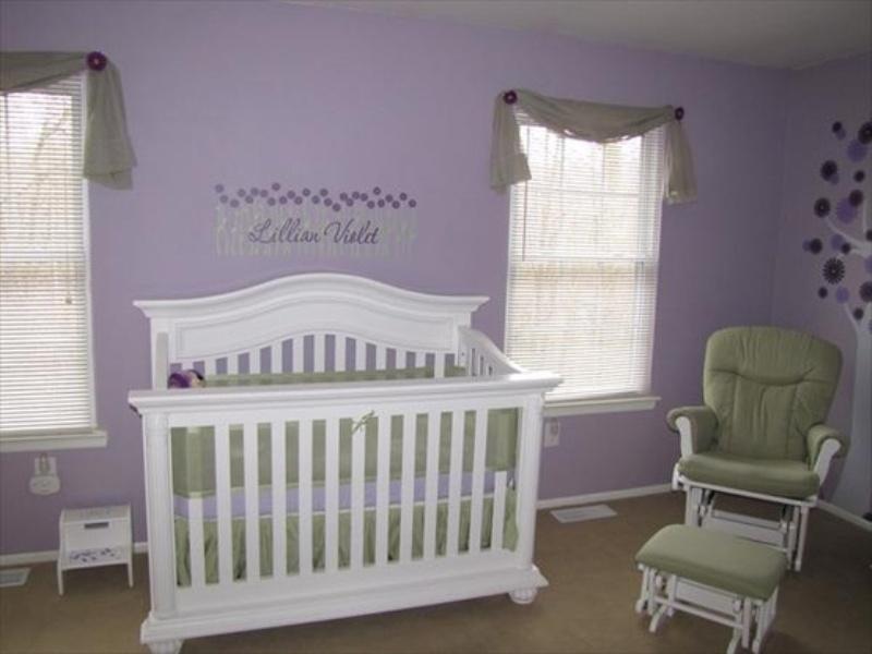 Cute Wallpapers For Girl Rooms 20 Purple Kids Room Design Ideas Kidsomania