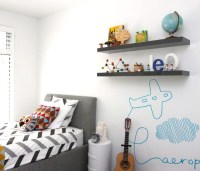 Use Accessories to Create Kid's Room Theme {Airplane ...