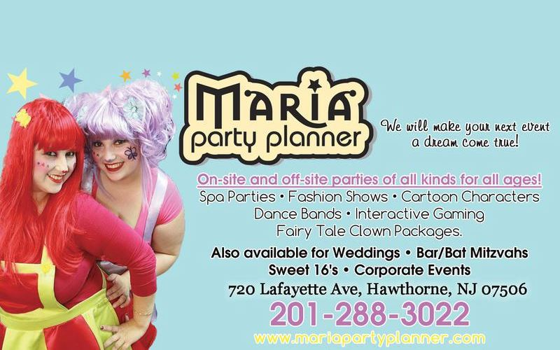Maria Party Planner Full-Service Party Planning For Children in NJ