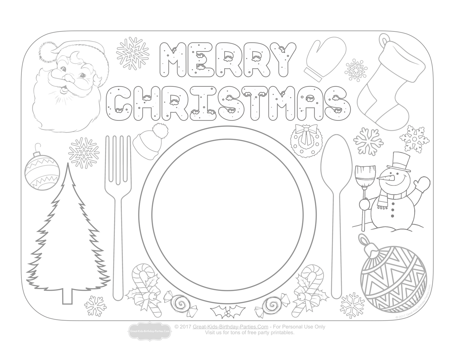 Christmas Wreath Coloring Pages Eskayalitim
