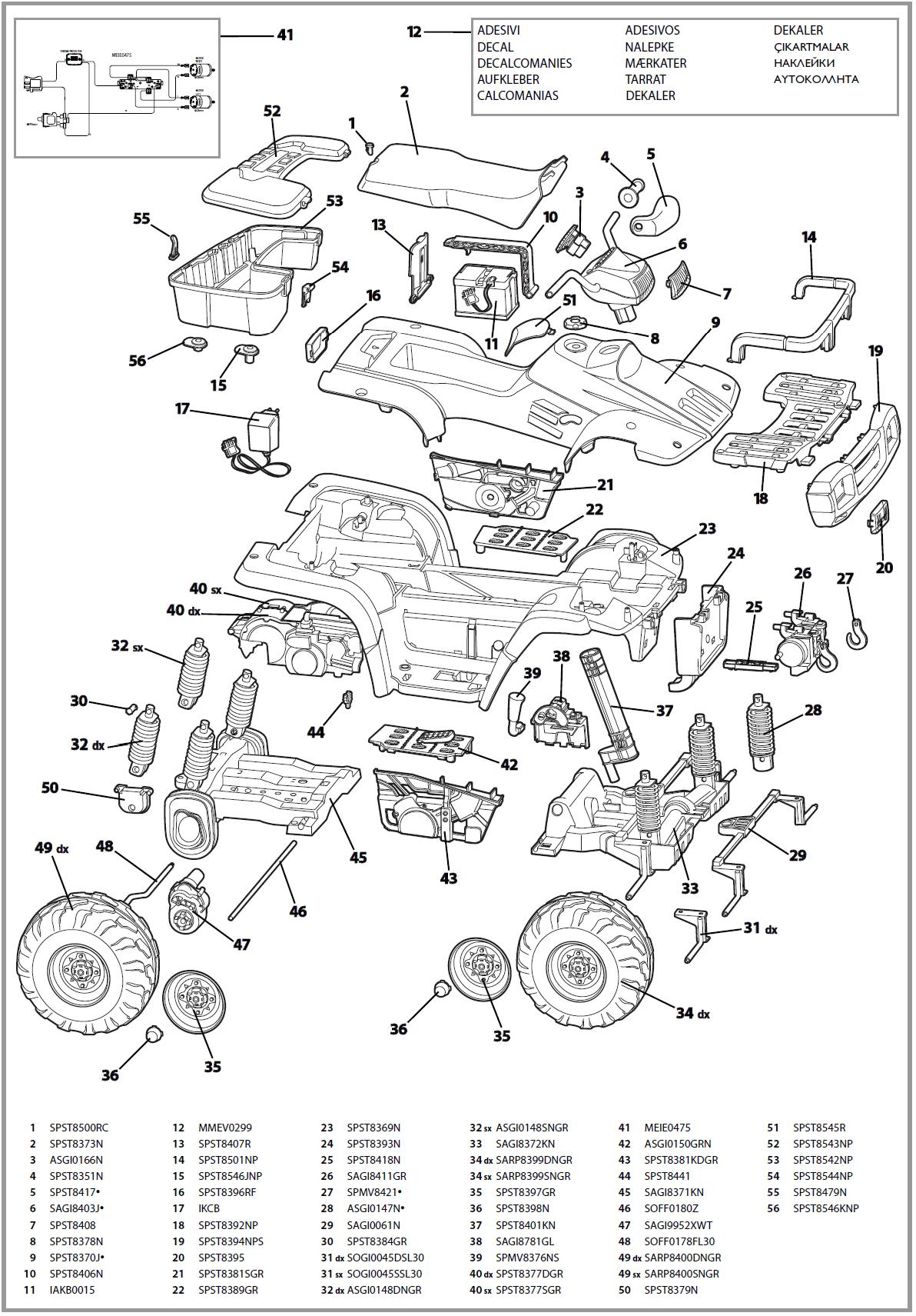 polaris 400 engine diagram