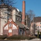Szczecin, Gazownia Niebuszewo, zabytki, dla turysty, warto odwiedzić, w Szczecinie