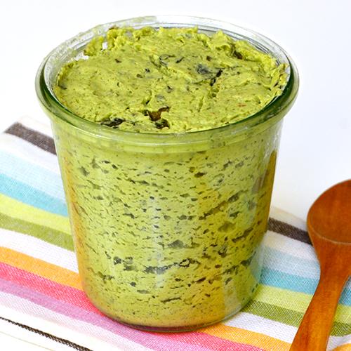 Soufflé de algas