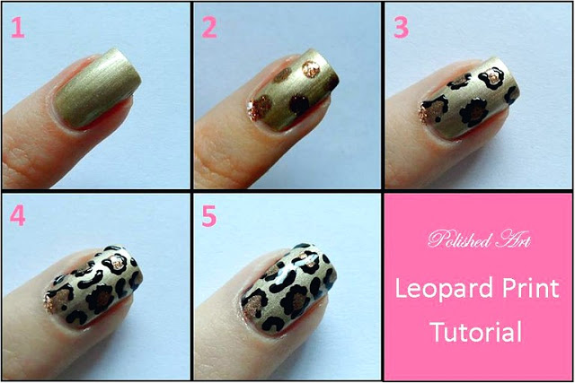 30 Simple Nail Art Step By Step Tutorials Top Beauty