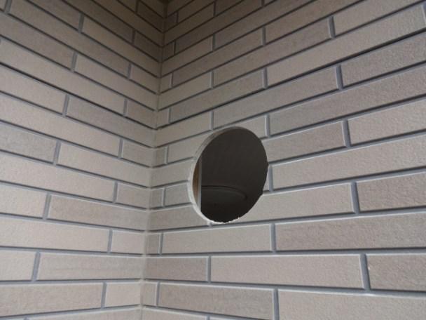 アンコールレッド 外壁