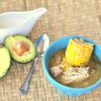 Ajiaco - Colombian Chicken Soup