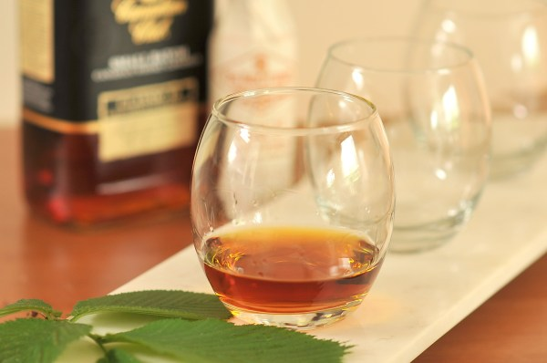 Fancy Ryan Whiskey Cocktail