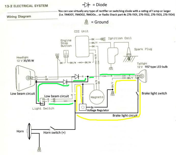 Surprising Kdx 175 Wiring Diagram Wiring Diagram Wiring Digital Resources Instshebarightsorg