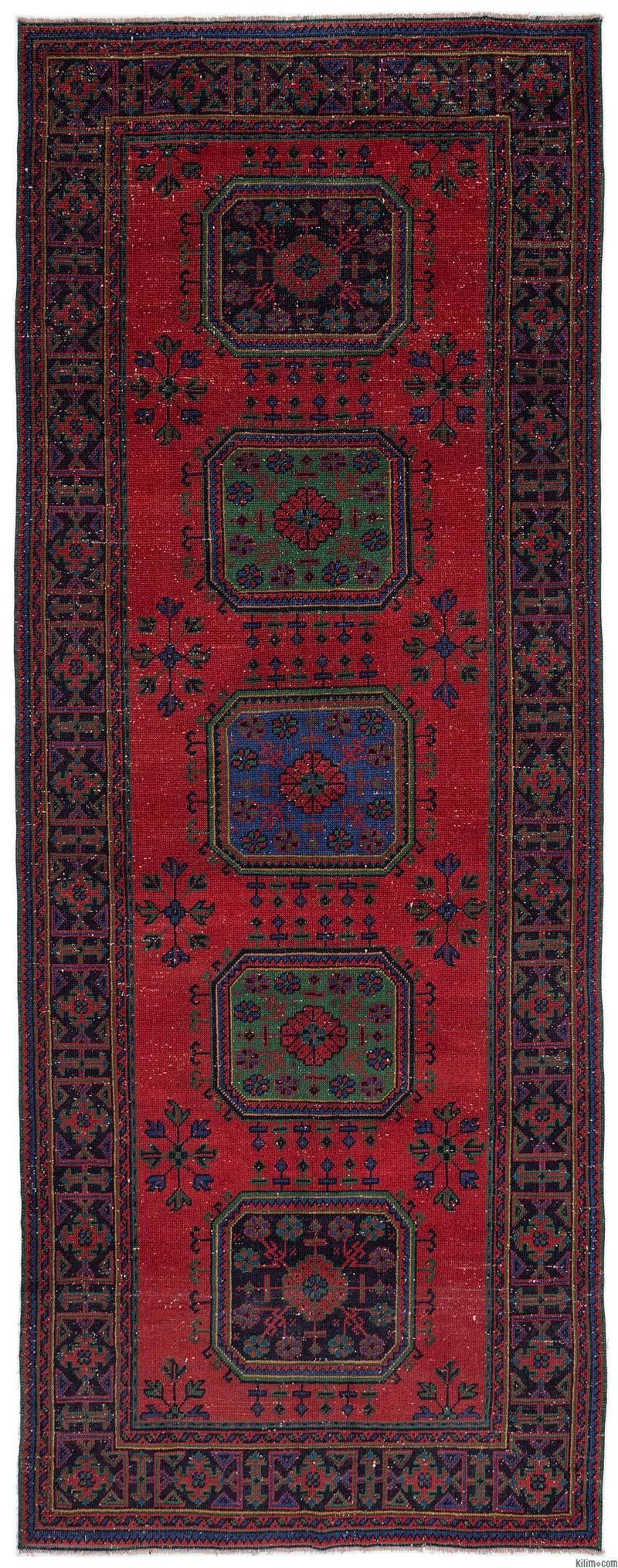 K0014025 Turkish Vintage Rug 439103939 X 1239103939 58 In X