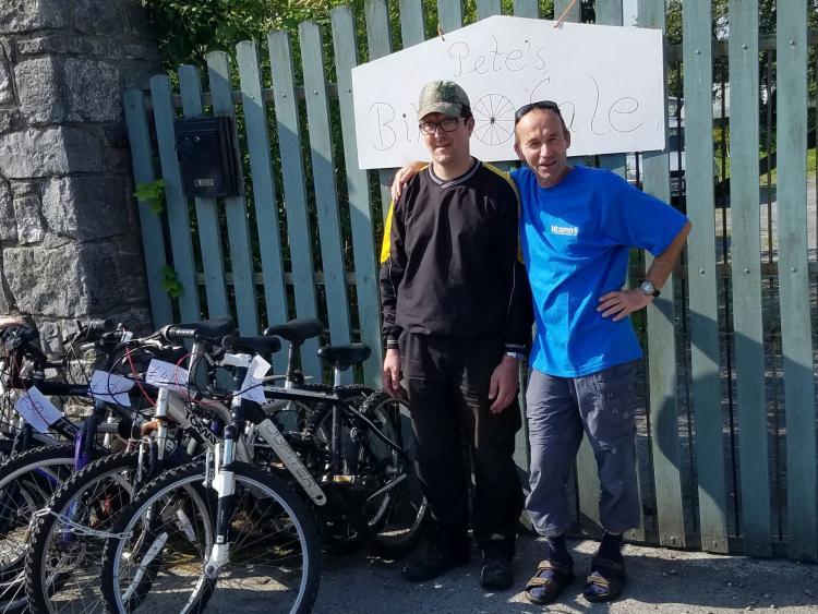 Pete's Bike Workshop in Callan is inspiring Kilkenny to ...