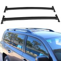 Toyota Landcruiser 200 Series Flush Low Profile Roof Rack ...