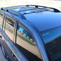 Toyota LandCruiser 200 Series Low Profile Roof Rack Rail ...