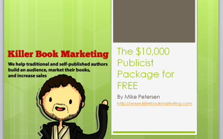 The $10,000 publicist package for FREE!