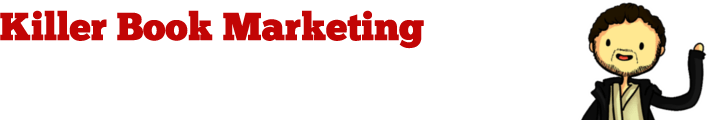 Killer Book Marketing Logo