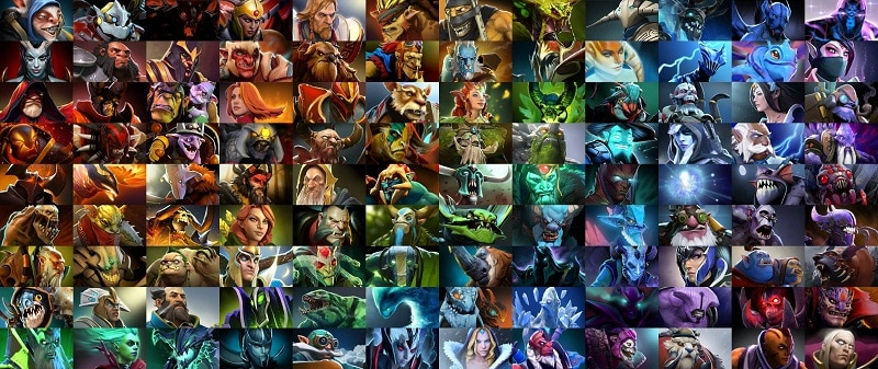 Star Wars Wallpaper Hd Android List Of Most Picked Heroes In Competitive Dota 2 Kill Ping