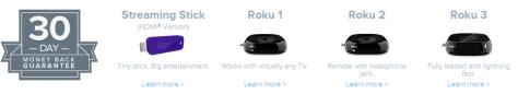 Roku Types