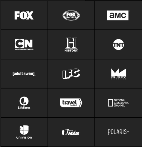 Sling TV Multi-Stream Channels 2