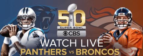 Watch Super Bowl 50 Online