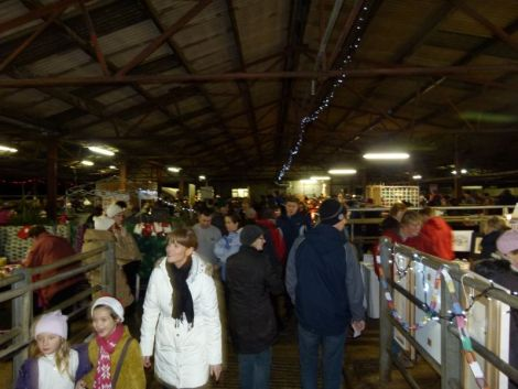 xmas fair 2012
