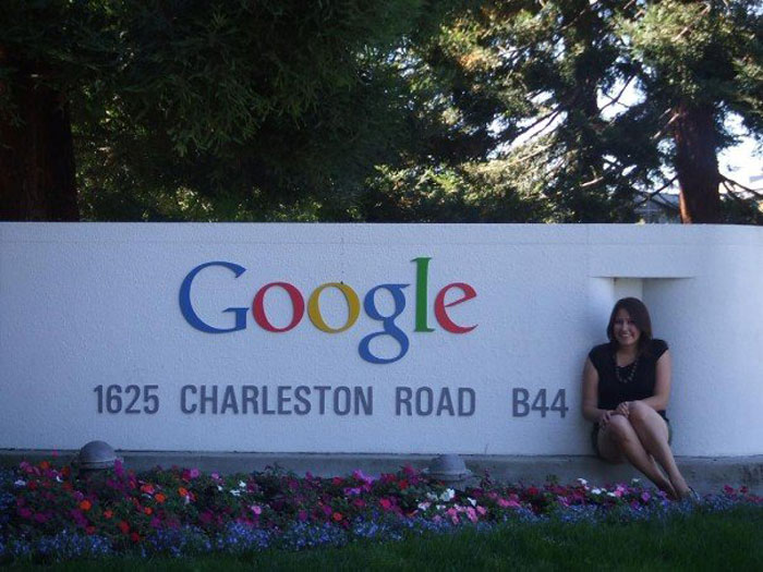 kimberlyloc at google headquarters