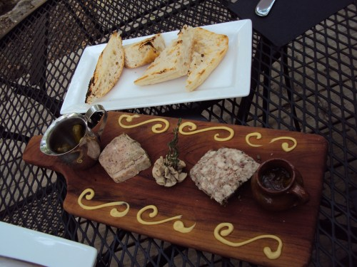 Pate and Terrine Plate