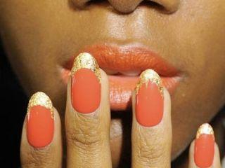 spring 2012 nail art