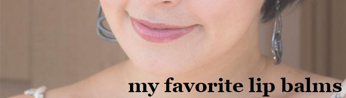 kimberlyloc's favorite lip balms