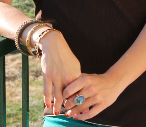 kimberlyloc abalone ring