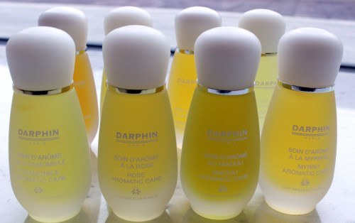 darphin aromatic care facial oils